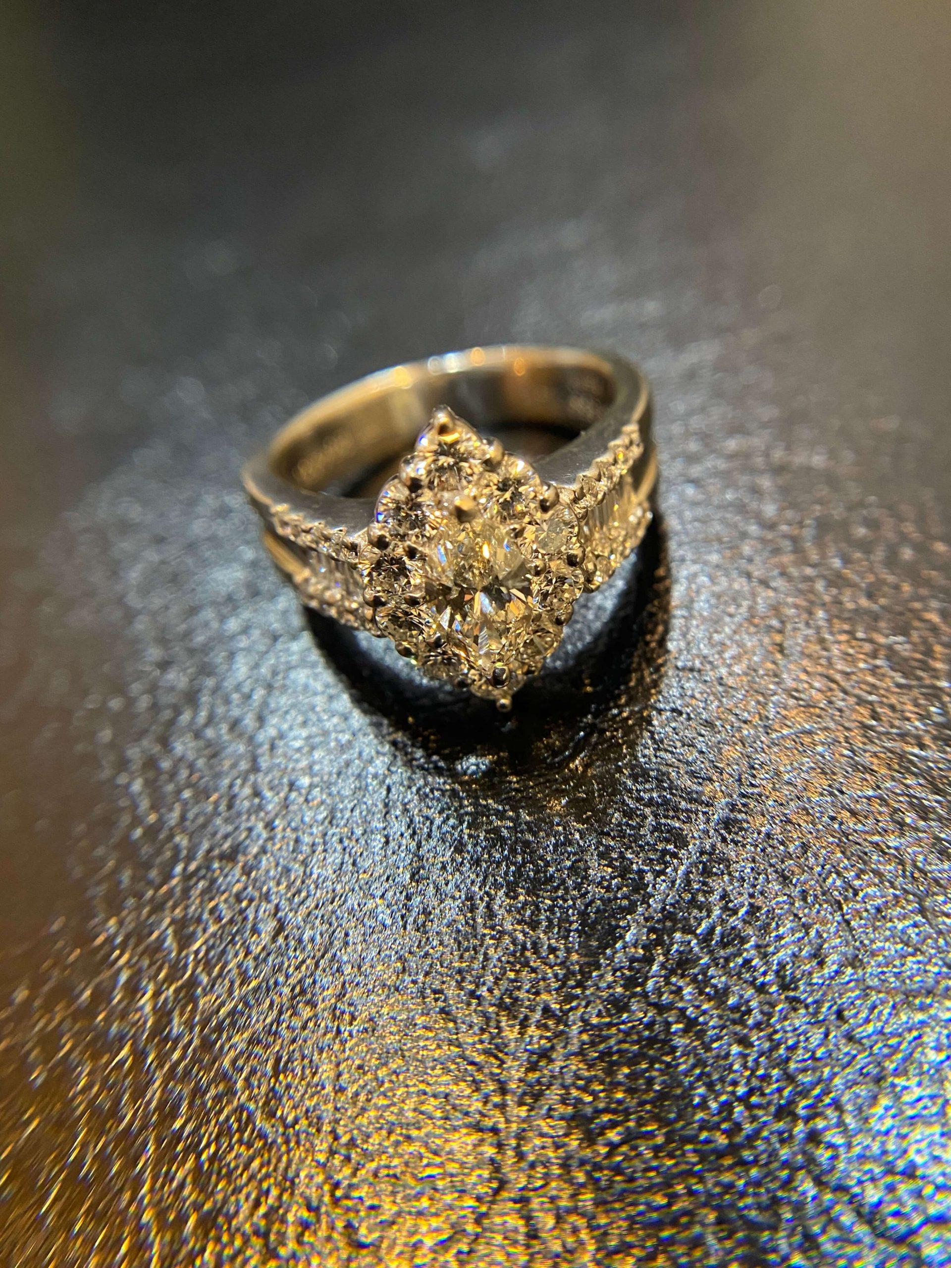 0.6ctダイヤリング