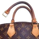 ハンドルがもげたヴィトンのバッグは買取り0円なの!?その疑問、専門家がお答えします。