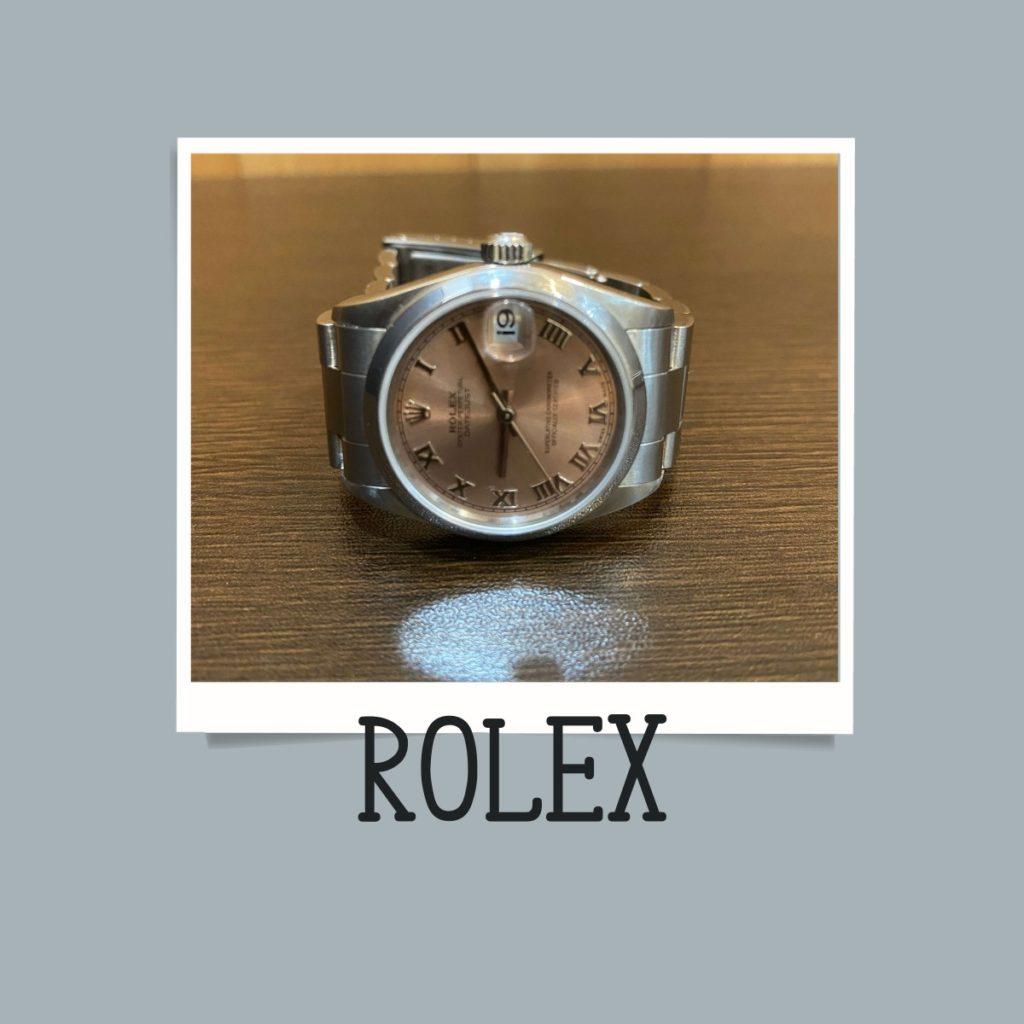 ロレックスのボーイズモデル デイトジャスト 78240