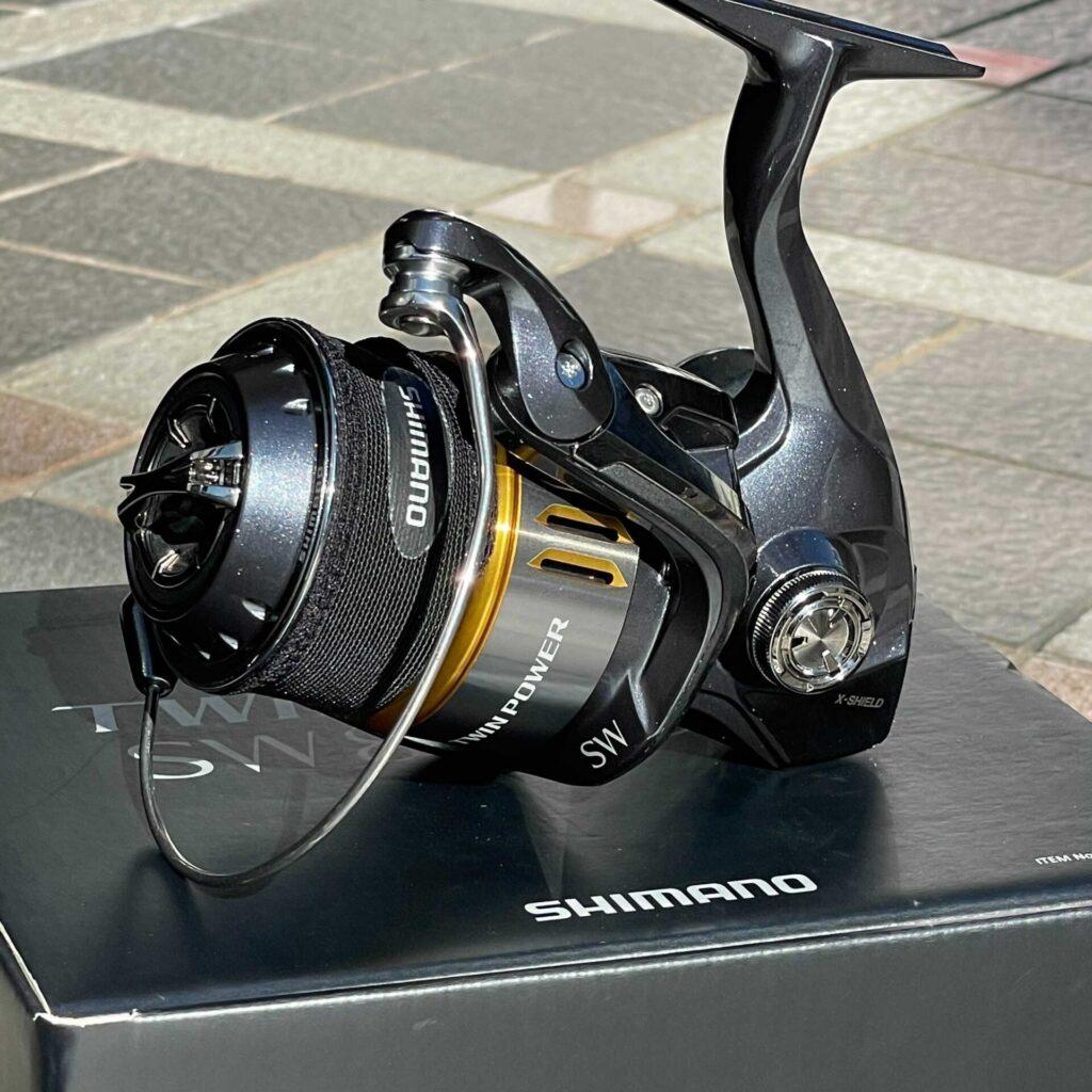 shimano twinpower sw 8000HG